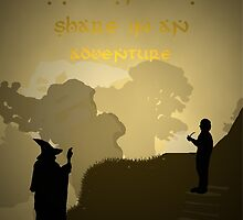 Someone to Share in an Adventure by alannamode