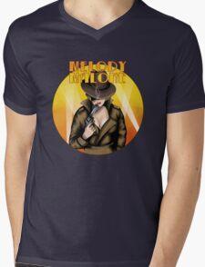 Melody Malone Mens V-Neck T-Shirt