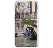 Over and Under iPhone Case/Skin