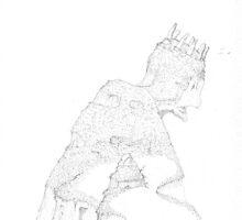 Henge King, The Mountain Sage by Rodney Sloan