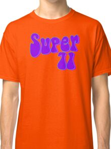 Super 71 - Purple Classic T-Shirt