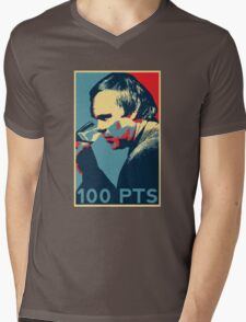 """""""Parker"""" for Wine Geeks Mens V-Neck T-Shirt"""
