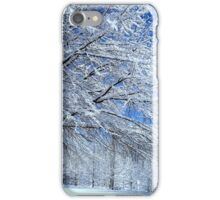 Silver Landscape     ^ iPhone Case/Skin