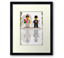 Til Undeath Do Us Part Framed Print