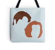 Skeptic and Believer Tote Bag