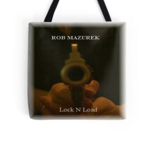 Lock N'Load Album Cover Tote Bag