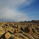 Alabama Hills, California by Claudio Del Luongo