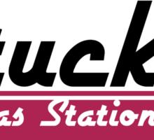 Stucky's Gas Station, Bright Falls - Alan Wake tee Sticker