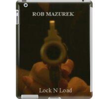 Lock N'Load Album Cover iPad Case/Skin