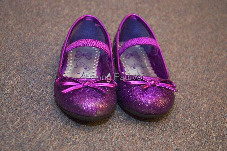 cinderella shoes by Penny Rinker