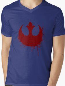 The Rebellion Awakens Mens V-Neck T-Shirt
