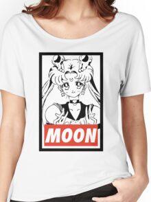 MOON - Sailor Moon Women's Relaxed Fit T-Shirt