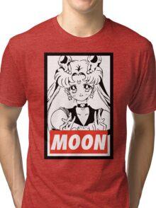 MOON - Sailor Moon Tri-blend T-Shirt
