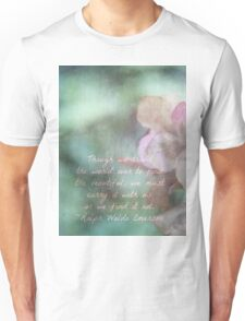 Carry it with us... Unisex T-Shirt