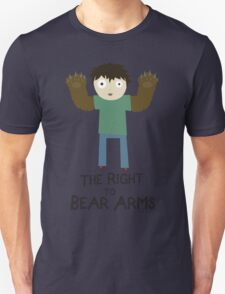 The Right To Bear Arms Unisex T-Shirt