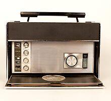 ghettoblaster radio by dubassy