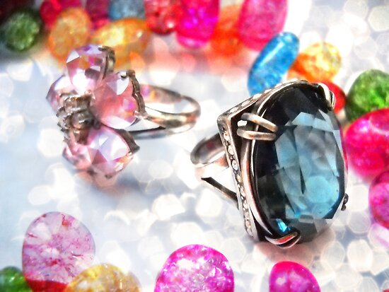 Colours Rings. by Vitta