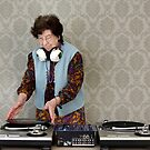 granny DJ! by dubassy