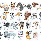 The dogs A-Z no.1 by jatujeep