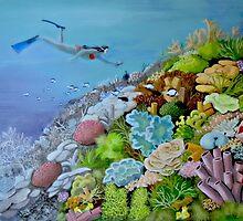 Reef Renewal by Janet Glatz
