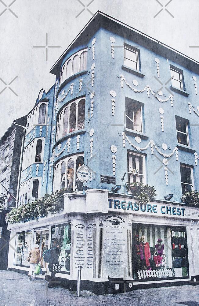 Treasure Chest by Denise Abé