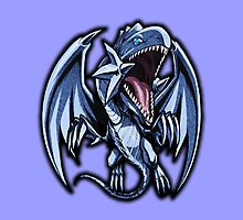 Blue-Eyes White Dragon Icon - Yugioh! by GMAnubisRB