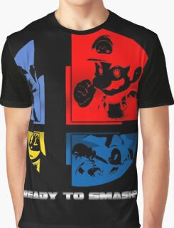 Ready to Smash? Graphic T-Shirt