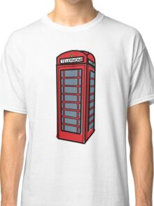 Phone Box Classic T-Shirt