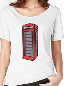 Phone Box Women's Relaxed Fit T-Shirt