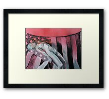Dead End- After the Party Framed Print