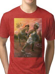 Vispala - Rejected Princesses Tri-blend T-Shirt