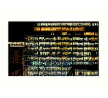 Where's Wally offices Art Print