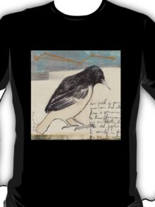Black Bird Singing T-Shirt