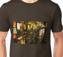 A Cafe in Florence Unisex T-Shirt