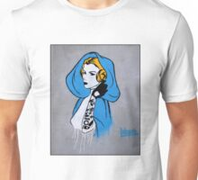 Princess Leia Graffiti Unisex T-Shirt