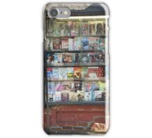 NYC Newsstand iPhone Case/Skin