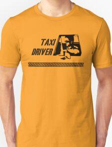 Taxi Driver (black) T-Shirt