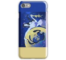 Rabbit moon iPhone Case/Skin
