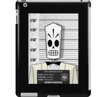 "Manuel ""Manny"" Calavera - Jailed iPad Case/Skin"
