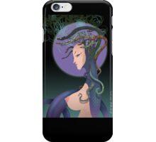 Snake lady iPhone Case/Skin