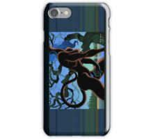 Itchy panther iPhone Case/Skin
