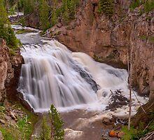 Gibbon Falls 2 by JimGuy