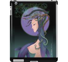 Snake lady iPad Case/Skin