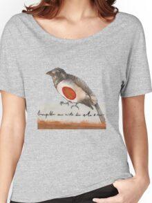 Golden Egg Geometry Women's Relaxed Fit T-Shirt