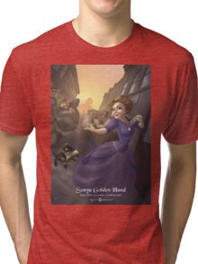 Sonya Golden Hand - Rejected Princesses Tri-blend T-Shirt