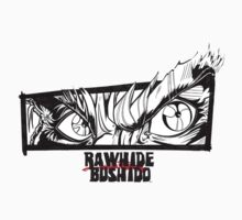 Rawhide Eyes with BLK Logo by CrossfireComics