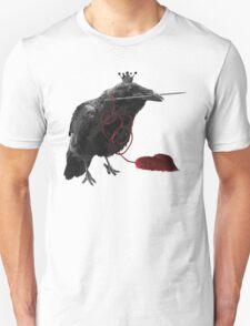 weaving hearts Unisex T-Shirt