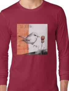 A Little Purple Secret Long Sleeve T-Shirt