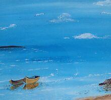 Drift away by Saffiere Baker