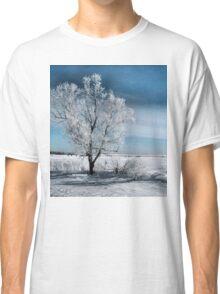Frosty Tree Classic T-Shirt